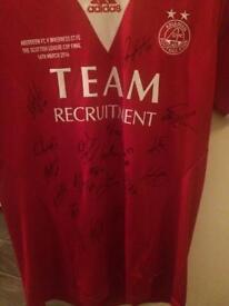 Signed Aberdeen top