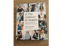 In the company of women book - perfect condition
