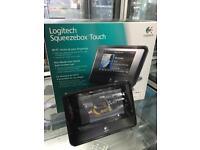 Logitech Squeezebox touch WiFi music controller