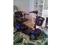 Little used mobility scooter