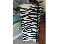 Children's Zebra Warddrobe