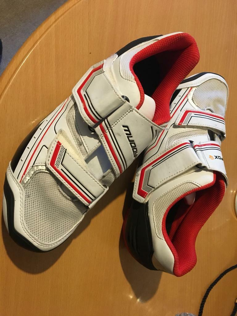 Muddyfox rbs100 cycling shoes spd size 9.5-10