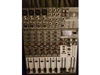 Behringer xenyx 1204 fx dj mixer