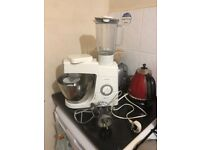 Kenwood Chef Classic Mixer Blender Whisker Kneader Kneading - Moving Abroad - Reduced Price