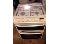 White CANNON Very Nice Fully Gas Cooker 60cm wide & Fully Working Order