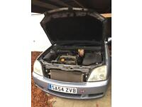 Vauxhall Vectra job lot of car parts, breaking spares