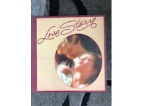 2 x Box sets of Easy Listening Country & Love Story in mint condition.