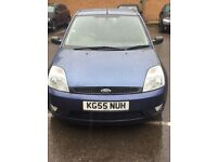 Ford Fiesta Zetec 1.4 2005 - Low Mileage Great First Car