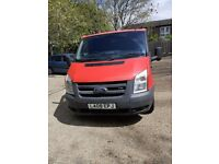 Ford, TRANSIT, Panel Van, 2008, Manual, 2198 (cc)