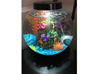 Biorb 15 Litre Fish Tank with extras