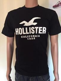 Brand new Hollister Black T-Shirt Size Medium