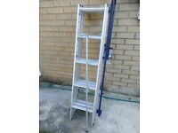 Metal loft ladders for sale £10 must collect