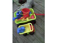 sand pit toys
