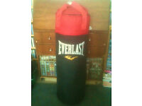 3ft everlast heavy punch bag (great condition)
