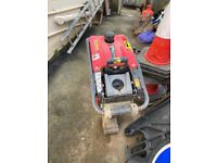 Belle Wacker Foot Plate Compactor