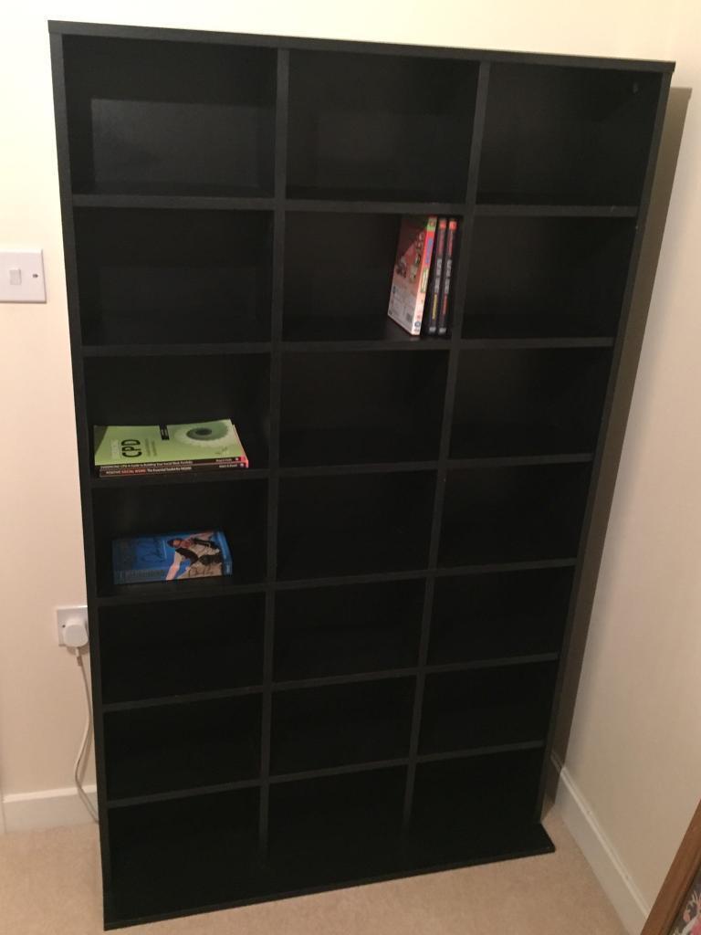 Dvd/book case