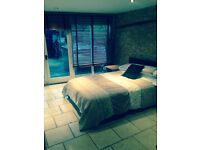 Large double room in stunning barn conversion in village location close to Bicester