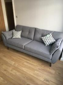 4 seater Sofa French Connection