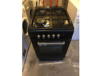 VISCOUNT VG50B Gas Cooker Fully Working with 4 Month Warranty