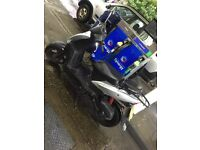 KYMCO 50CC MOPED CHEAP PERFECT CONDIDTION