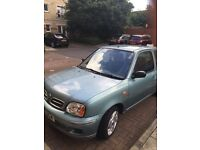 QUICK SALE Nissan MICRA AUTOMATIC