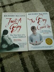 Richard mcCann books