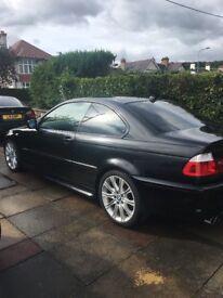 BMW 330CD LOW MILEAGE HIGH SPEC