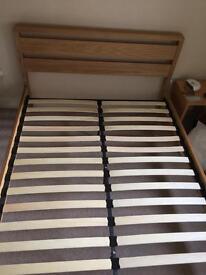 Cargo King bed +deluxe memory mattress