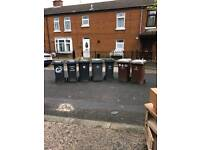 Selection of black bins for sale