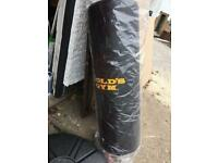 GOLD'S GYM FREE STANDING PUNCH BAG NEW