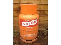 PROPANE 11KG EMPTY GAS BOTTLE £15 COLLECTION ONLY