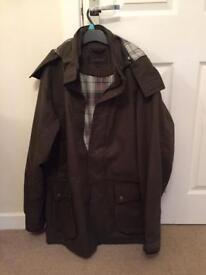 Men's Seeland Coat - Size XL Brand New