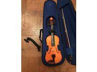Violin, Stentor, 1/8 size for sale.