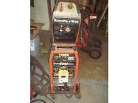 Professional welding equipment