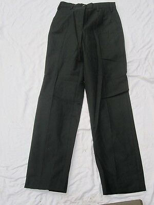 Trouser Female Mediumweight,Royal Ulster Constabulary,RUC,Size 28L,Waist 72cm,XS