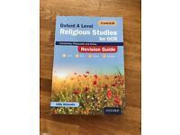 A Level Religious Studies OCR Textbook