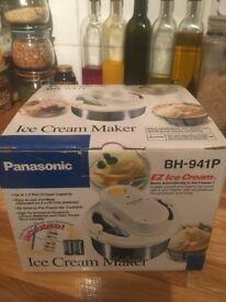 Panasonic Ice Cream Maker