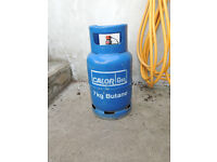 7 kg BUTANE gas bottle for sale in Havering (EMPTY BOTTLE)