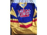 Mk Kings Hockey top
