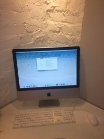 "*urgent* iMac 2007 20"" 3GB ram 450gb hdd excellent condition. +mouse and keyboard"