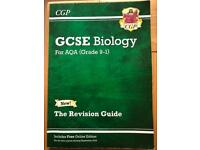 AQA GCSE Biology Revision Guide and Workbook