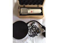 SE Electronics condenser mic kit
