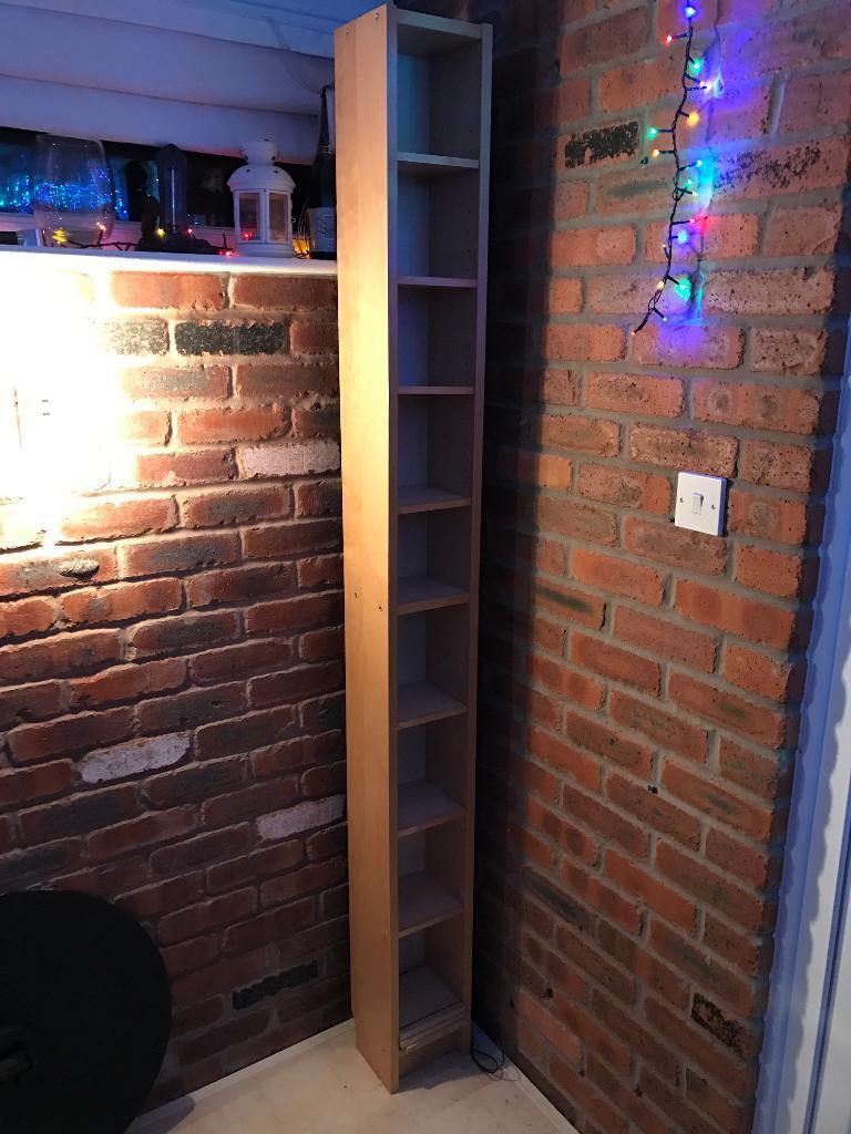 Ikea Large CD Wall Rack Beech | in Sandbach, Cheshire | Gumtree