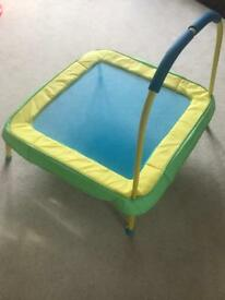 Chad valley junior trampoline