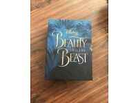Disneys beauty & the Beast limited edition beauty box
