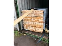 New timber 4x2x3 m cls joists