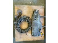 Tirfor T-516 Wire Rope Hoist