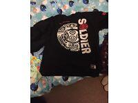 WWE The Rock t shirt