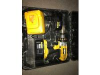 Dewalt 18v combi hammer drill