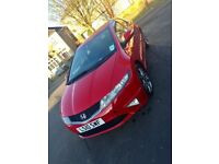 Honda Civic 2010 1.8 i-VTEC Si 5-Door manual